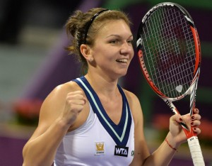 simona-halep-eugenie-bouchard-indian-wells-video