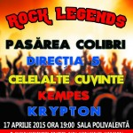 Petre Magdin la… ROCK LEGENDS