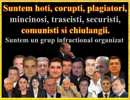 Politicieni hoti