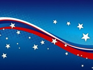 wave-of-stars-blue-red-white-powerpoint-backgrounds