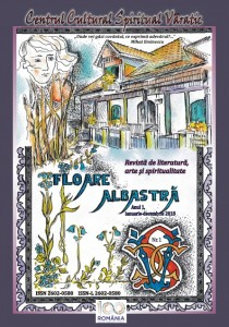 Revista Floare Albastra_coperta