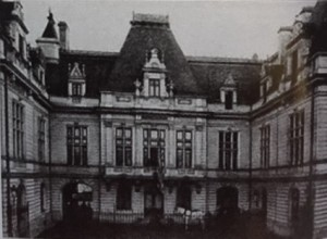 American Legation in Bucharest