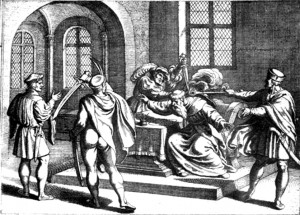 Assassination_of_George_Martinuzzi_1551_dec_17_in_Alvincz_Castle